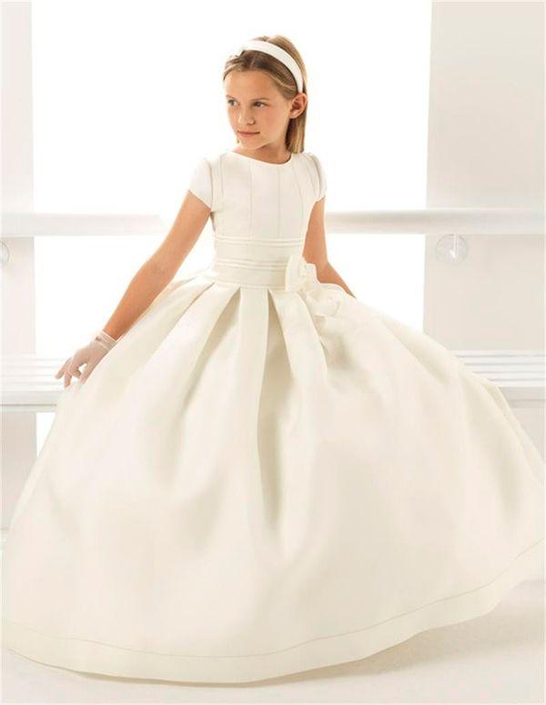 seleccione original oferta comprar Vestidos de comunión baratos, ¿dónde encontrarlos? | Primera ...