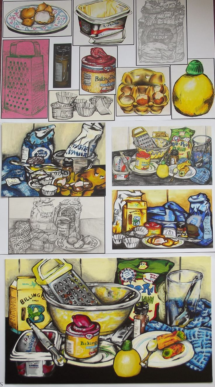S5 higher expressive folio, still life