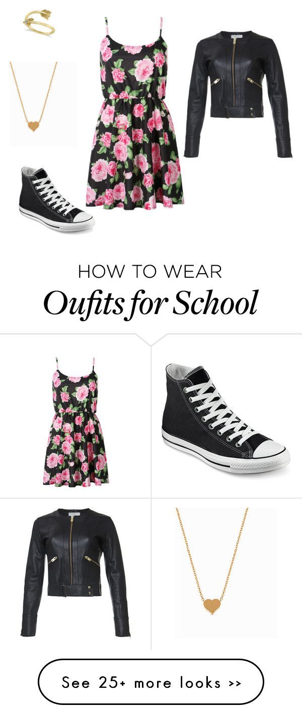 """School"" by liv-star on Polyvore"