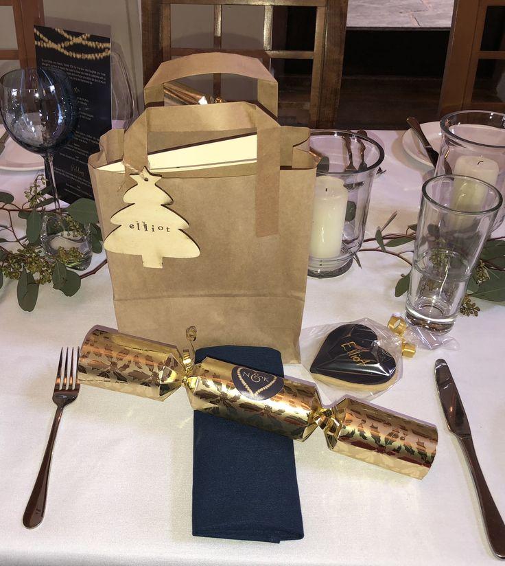 Wedding of Kristina and Nick at Dodmoor House 22/12/17