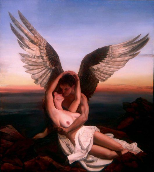 Eric Armusik  Cupid And Psyche