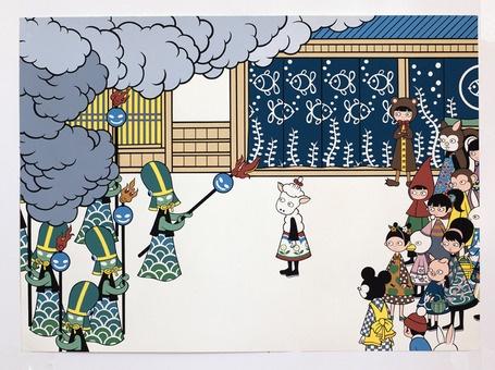Asuka Ohsawa, New York, Issue 557