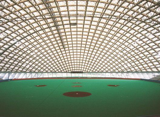 AD Classics: Odate Dome,© Mikio Kamaya