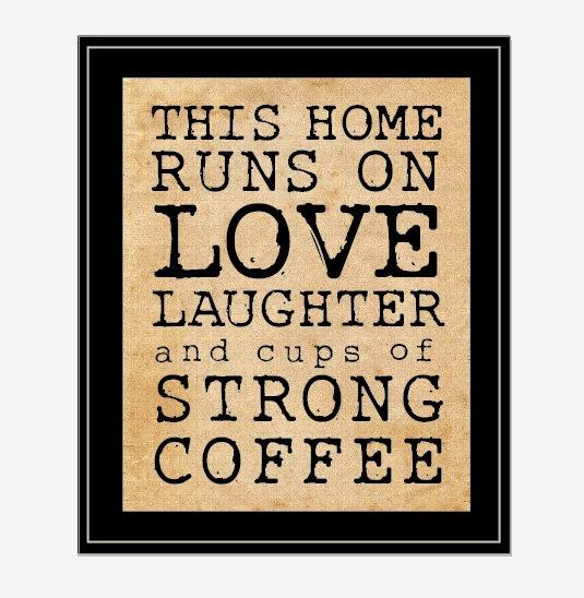 22 best Coffee images on Pinterest | Kitchen wall art, Kitchen walls ...