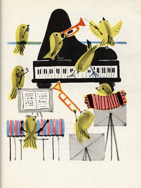 Bird Band - artist Mai Miturich