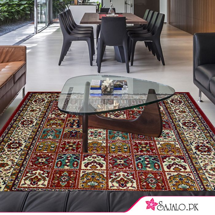 A Perfect Oster Rug Offered To You By Sajalo
