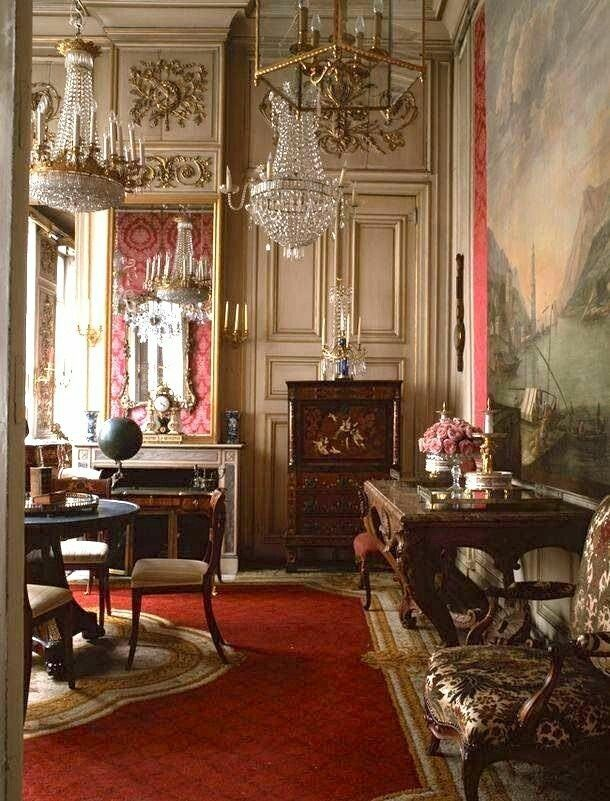 best fab images on pinterest french interiors rococo and classic interior