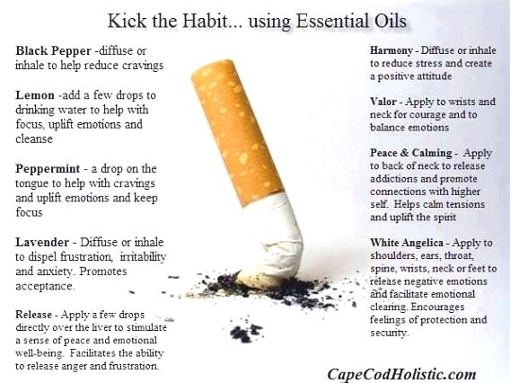 Quit smoking tricks and motivation! Remove any ashtrays and lighters