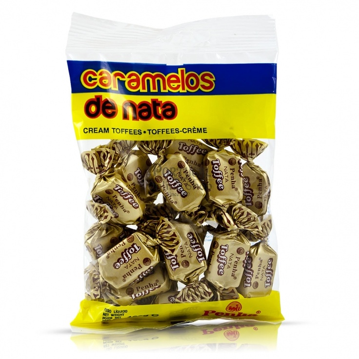 Milk Cream Toffees - Caramels - Penha