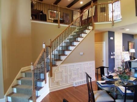 Best Bennett Stair Company Inc Wood Iron Rails Stair 640 x 480