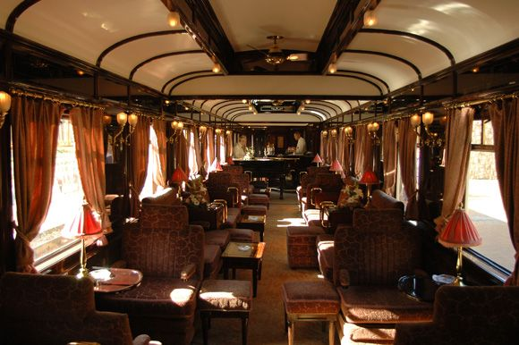 From Paris to Istanbul on the Orient Express