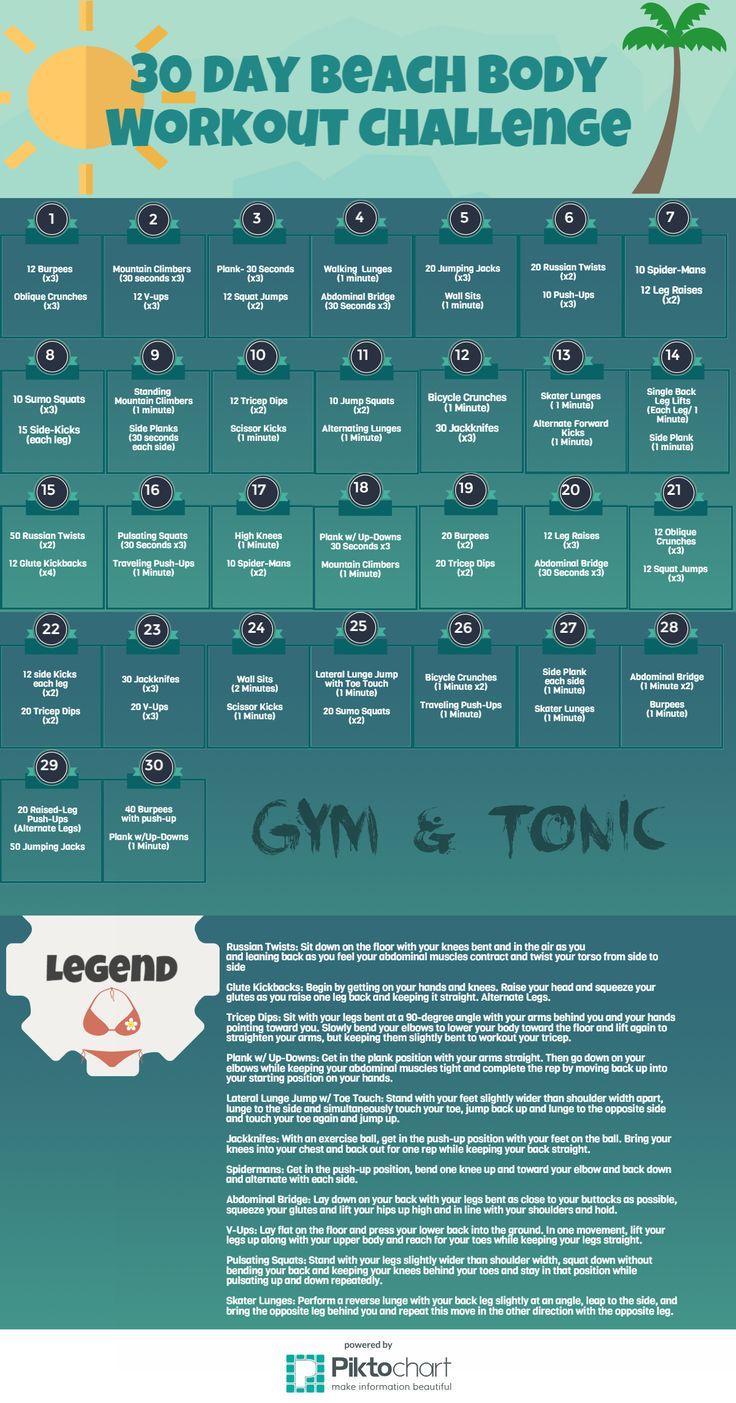 30 Day Beach Body Challenge_Final_text