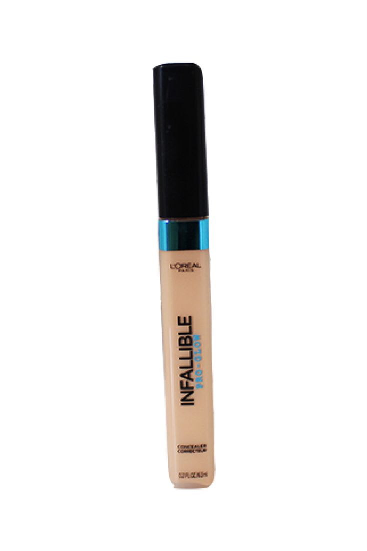 NEW L'Oreal Infallible Pro-Glow Concealer: REVIEW & WEAR TEST