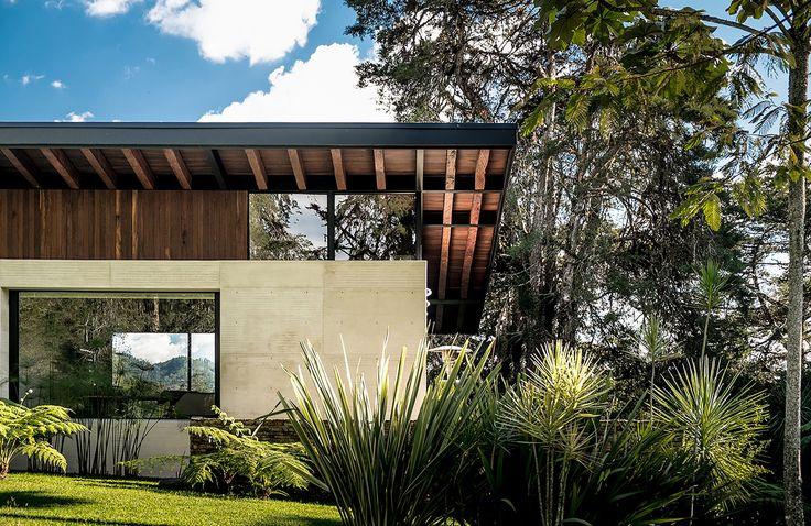 Galería de Casa El Carajo / Obranegra Arquitectos - 1