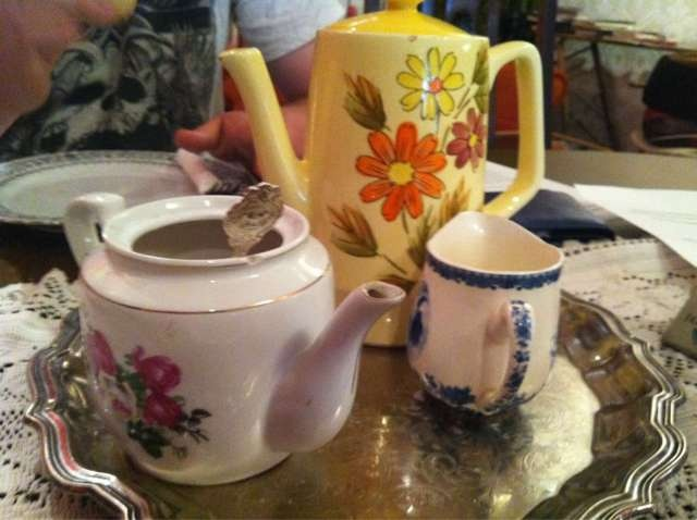 Tea for Two, Sweet Ginger, Perth
