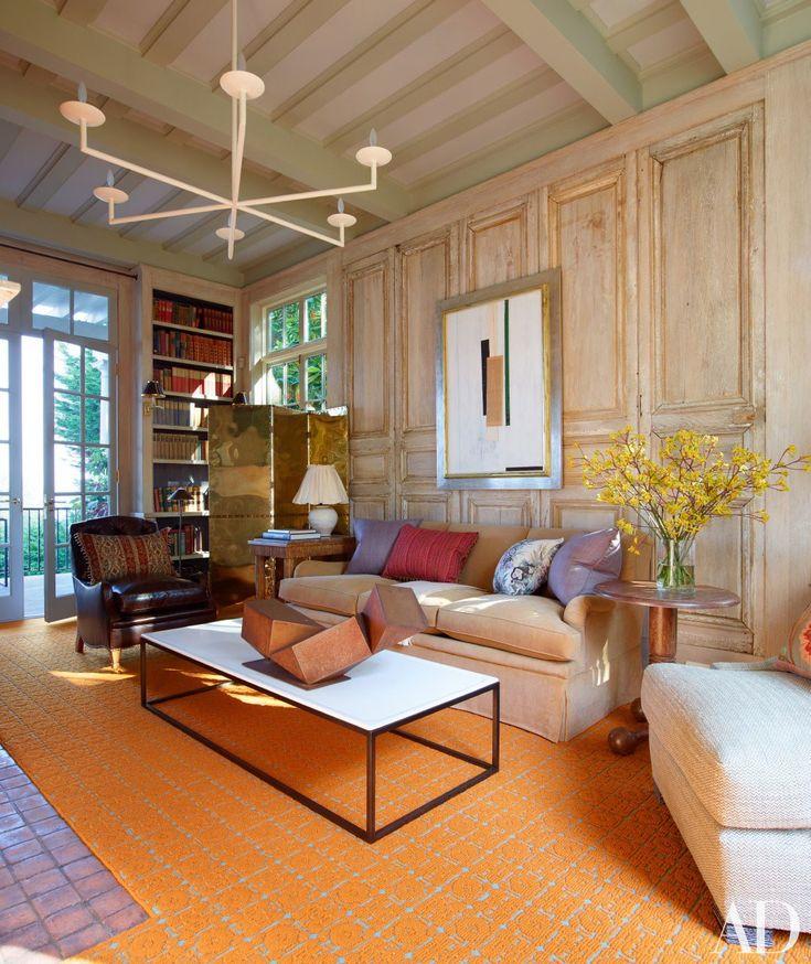 79 best Jeffrey Bilhuber images on Pinterest | Home, Living room ...