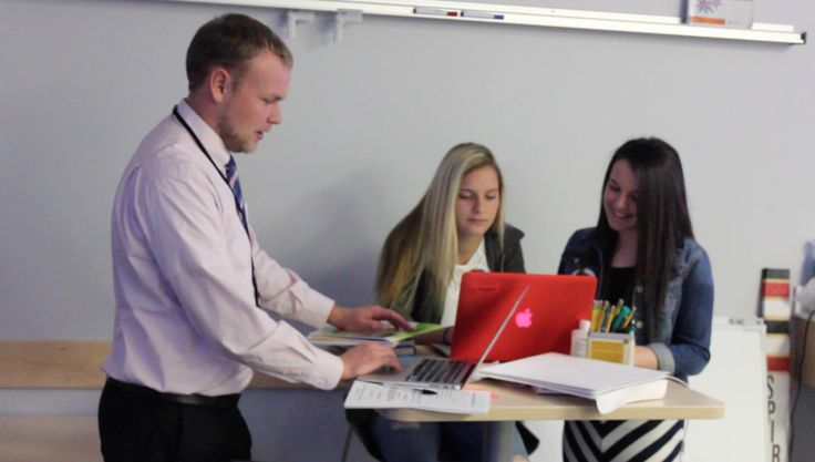 On April 13, Plymouth Community School Corporation schools participated in an all-day, job shadowing event to help more than 30 Future Teachers of America FTA Plymouth High School members get an inside view of the daily realities of being a teacher. #PCSCweCARE