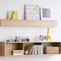 """知ってた?無印良品の""""壁に付けられる家具""""はサイズオーダーできるんだよ"""