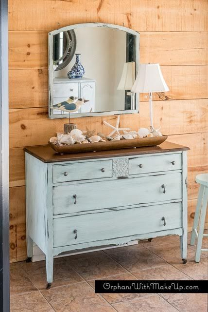 Inspiration - Country Chic Paint