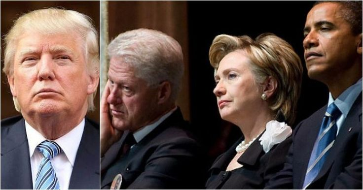 President Donald Trump's allegations that the Obama administration initiated an illegal wiretapping of Trump Tower is true, and now, there's clear evidence that it was Bill and Hillary Clinton who ordered Barack Obama to do it. The damning events started when Bill met with Loretta Lynch on that tarmac in Phoenix during the 2016 campaign, and you'll be shocked at the hardcore evidence we've uncovered.