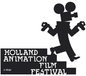 logosociety: Holland Animation Film Festival Logo
