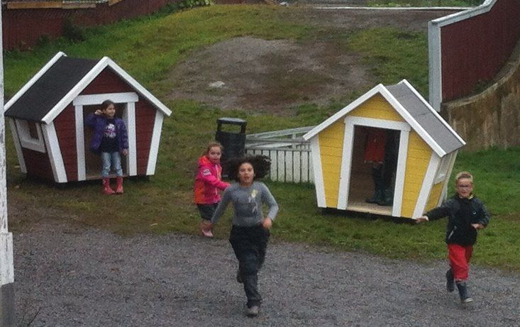 2 Lekstuga Holly / Botkyrka Friskola, Norsborg