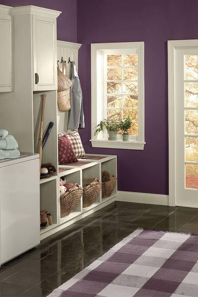 2014 Paint Colors top 25+ best purple paint colors ideas on pinterest   purple wall