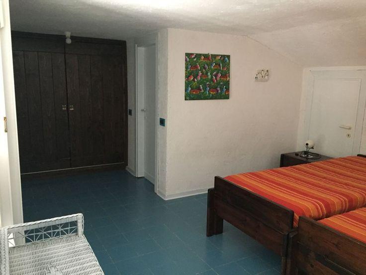 Affitto appartamento Porto San Paolo - soppalco con due letti singoli
