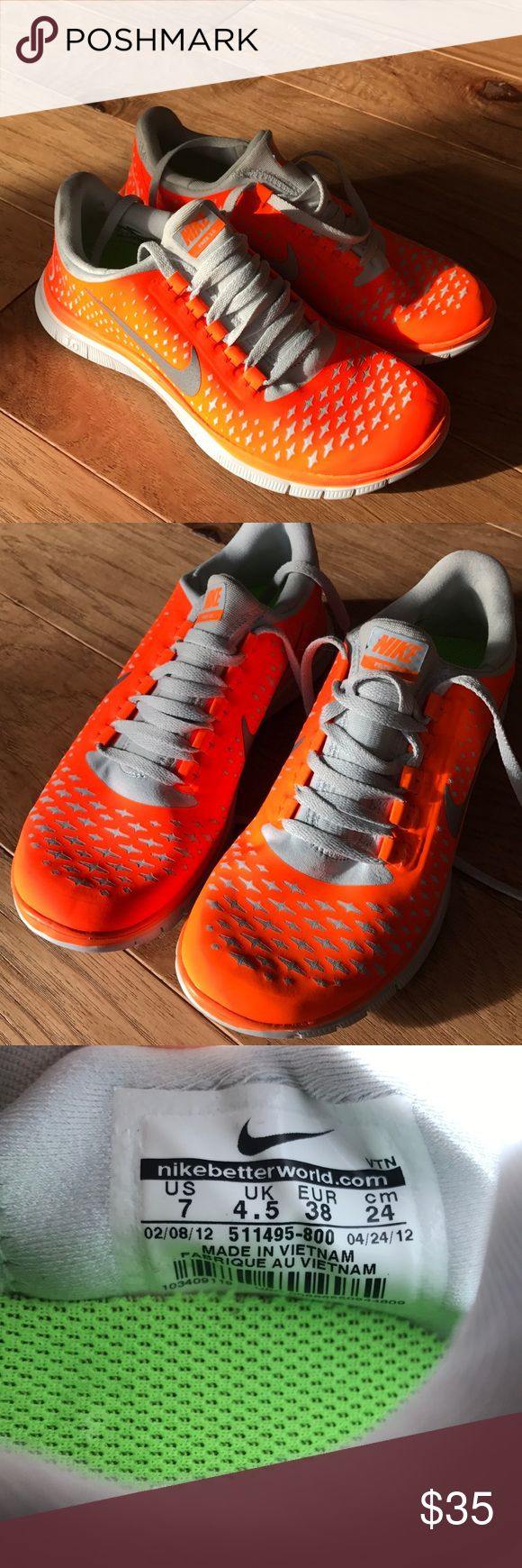 Brand new: Nike Free 3.0-women's Never been worn! Nike Shoes Sneakers