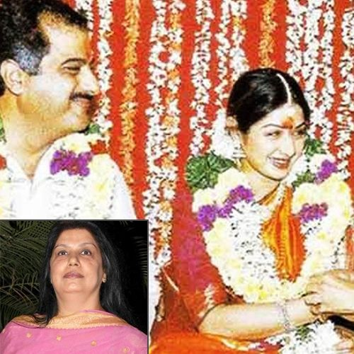 Mona Shourie - Boney Kapoor - Sridevi  21 Famous Real Life Bollywood Love Triangles