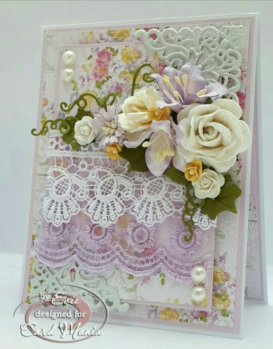 DT card for Card Mania Challenge