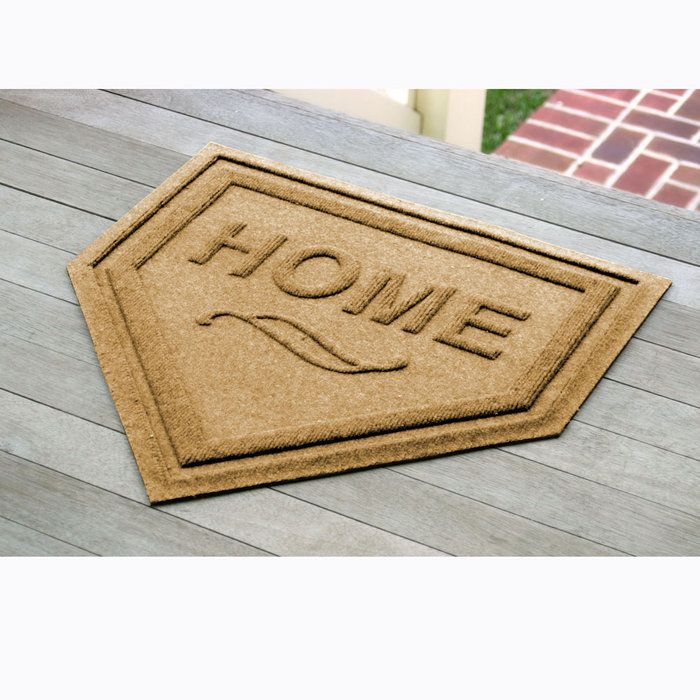 My new welcome mat. Love this!