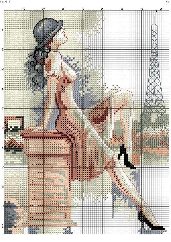 Романтический Париж-001