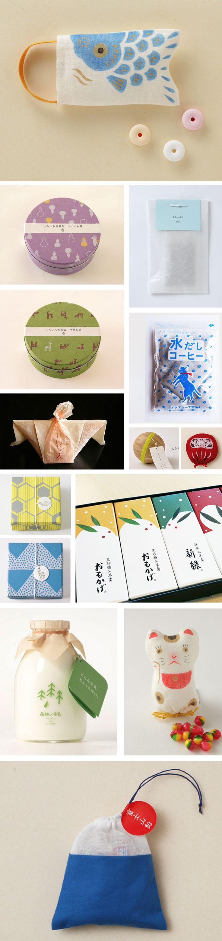 Cute Japanese Packaging Förpackad -Blogg om Förpackningsdesign, Förpackningar, Grafisk Design CAP&Design