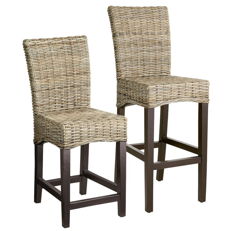 Counter Height Wicker Chairs : ps36380 wicker counter stools rattan bar stool cgid barstools bar ...