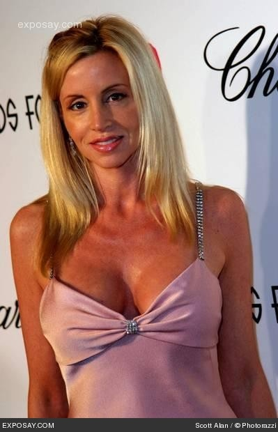 Real housewives camille grammer bikini
