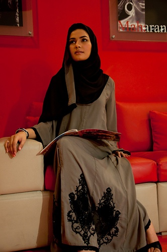 Love Abaya and all
