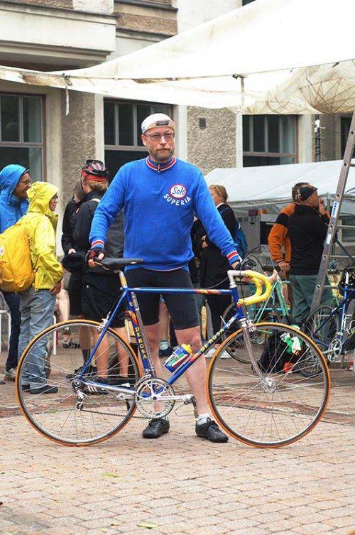 YMT Wauhtiajot 2013. De Rosa. Vintage bike. Eddy Merckx style. http://www.yhdenmiehentyyli.com