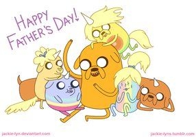 Happy Father's Day Jake! by Jackie-lyn