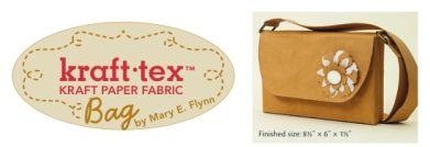 Kraft Tex bag by Mary Flynn