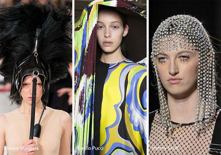 Fall/ Winter 2017-2018 Hat Trends: Funky Hats