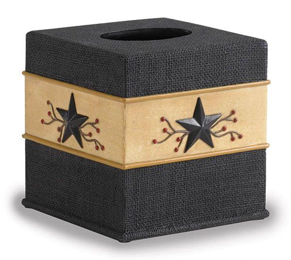 Star Vine Tissue Box Cover