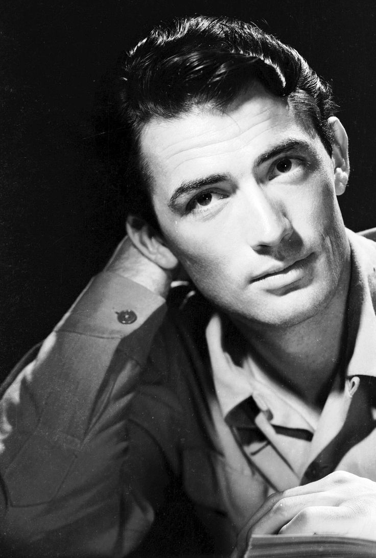 Gregory Peck #Hollywood #Icon