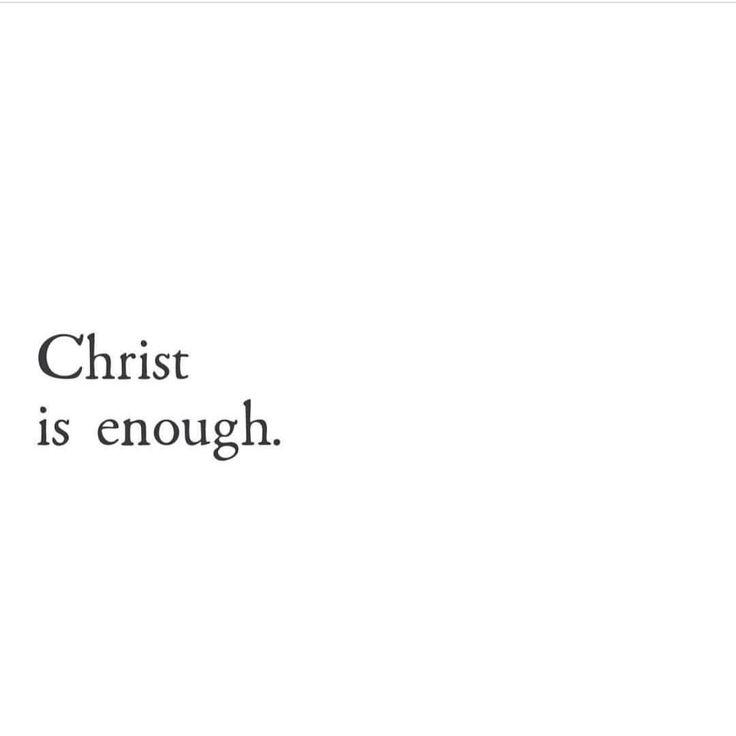 Like what you see⁉ Follow me on Pinterest ✨: @joyceejoseph ~ Christ is enough