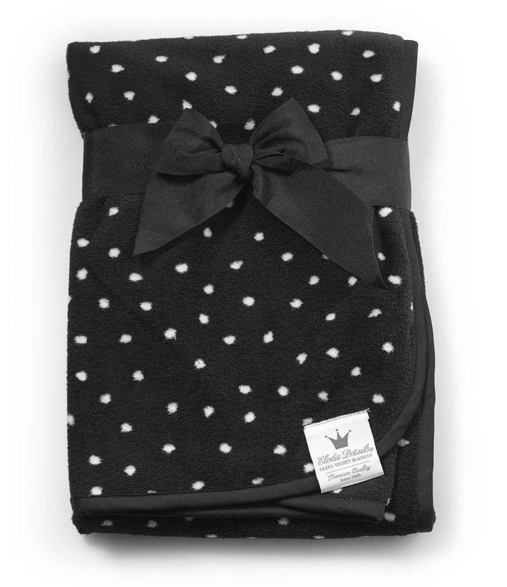 Köp Pearl Velvet Blanket - Dot - hos Elodie Details Officiella Webbshop. Elodiedetails.com - Big differences for small people