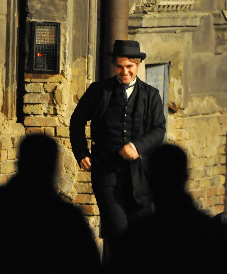 Bel Ami Set in Hungary - 2010