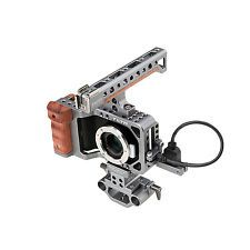 TILTA Cage DSLR Rig w/ Handle Grip 15mm BMPCC for Blackmagic Pocket Camera