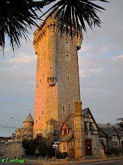 Panoramio - Photo of La Torre del Agua - Mar del Plata III