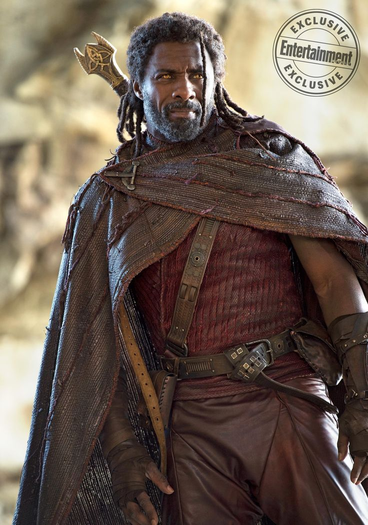THOR: RAGNAROK: Awesome Shot Of Heimdall Revealed; Idris Elba Says This Is The First THOR Film He Enjoyed
