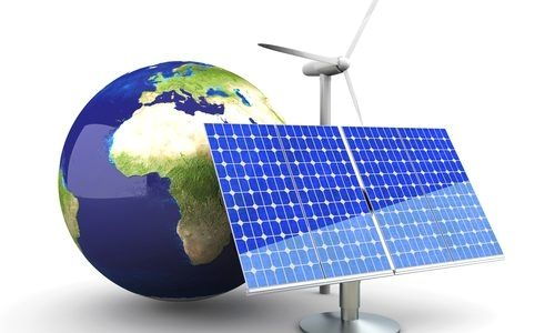 Solar energy projects, hydro energy projects, and wind energy projects are three renewable energy sources being used to pacify the world's mass amount of energy usage. The world now is dependent on non-renewable energy sources...  Read More Here: https://renewable-energy-future.com/top-3-renewable-energy-sources/